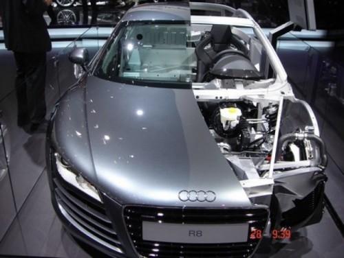 Audi R8 V12 TDI356