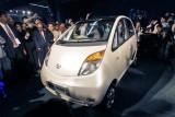 Tata a prezentat modelul Nano, cea mai ieftina masina din lume331