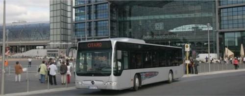 Noul autobuz Mercedes Citaro, din noul lot pentru RATB, costa 210.000 euro288