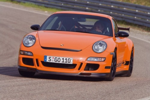 Porsche 911 GT3 Cup de 420 CP262