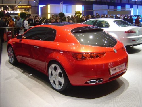 Alfa Brera256