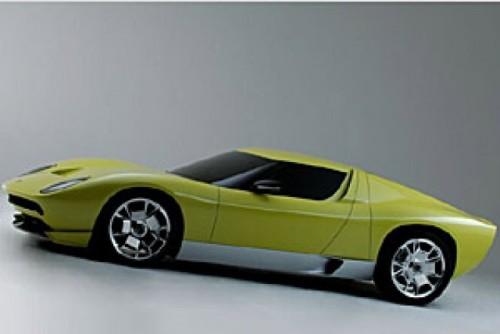 Lamborghini Miura Concept243