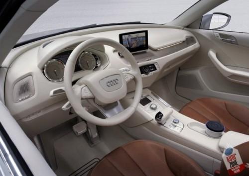 Conceptul Audi Cross Cabriolet quattro171