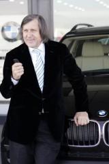 Gheorghe Hagi si Ilie Nastase, la volanul noului BMW X5157