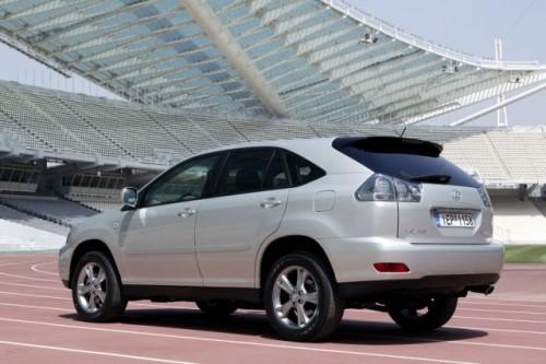 Lexus in premiera la SIAB101