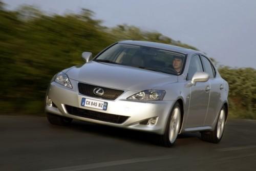 Lexus in premiera la SIAB92