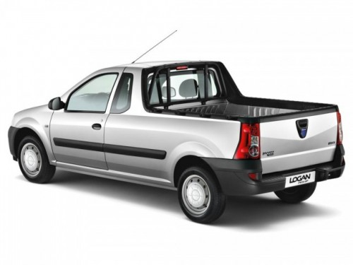 Dacia Logan Pick-Up, un vehicul accesibil, robust si practic70