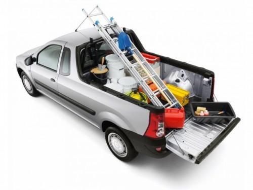 Dacia Logan Pick-Up, un vehicul accesibil, robust si practic72