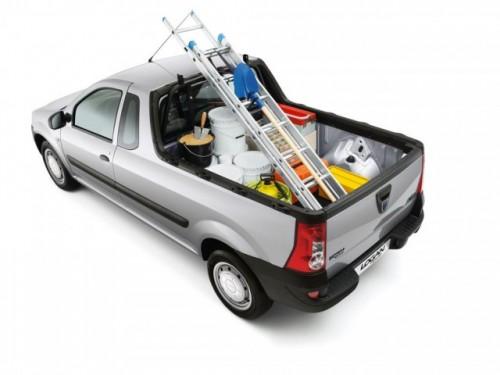 Dacia Logan Pick-Up, un vehicul accesibil, robust si practic73