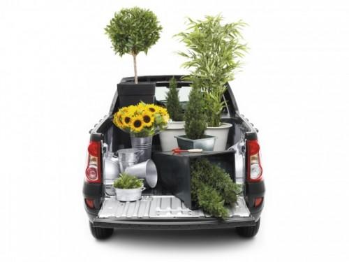 Dacia Logan Pick-Up, un vehicul accesibil, robust si practic74