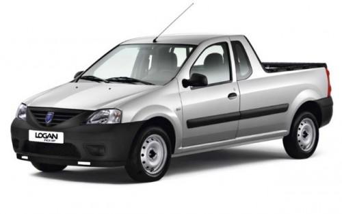 Dacia a prezentat, in premiera mondiala, la SIAB, modelul Logan Pickup67