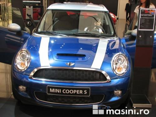 Salonul International de Automobile Bucuresti 2007 la startul celei mai mari editii35
