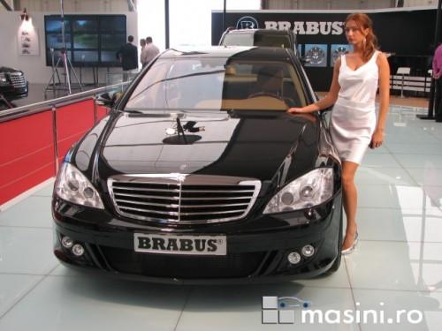 Salonul International de Automobile Bucuresti 2007 la startul celei mai mari editii37