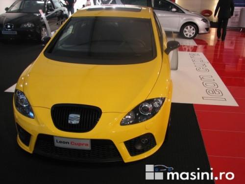 Salonul International de Automobile Bucuresti 2007 la startul celei mai mari editii39