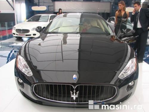 Salonul International de Automobile Bucuresti 2007 la startul celei mai mari editii52