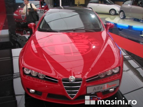 Salonul International de Automobile Bucuresti 2007 la startul celei mai mari editii53