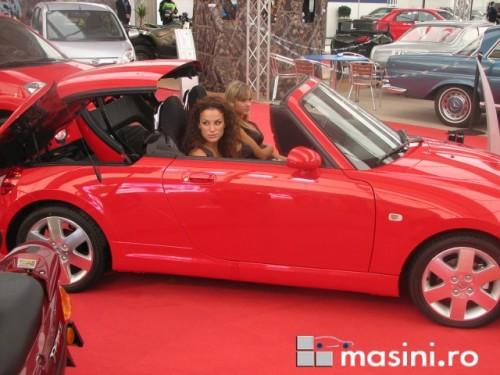 Salonul International de Automobile Bucuresti 2007 la startul celei mai mari editii54