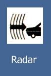 Control radar