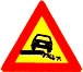 Acostament periculos