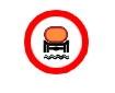 Accesul interzis vehiculelor care transporta substante de natura sa polueze apele
