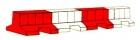a59 - Parapet din material plastic