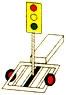 Semafor mobil