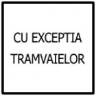 Exceptarea unor categorii de vehicule de la semnificatia indicatorului