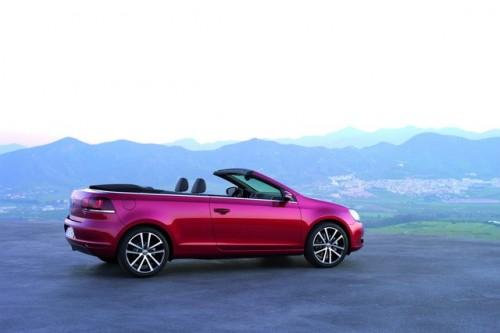 Volkswagen Golf Cabriolet, detalii si foto oficiale46440