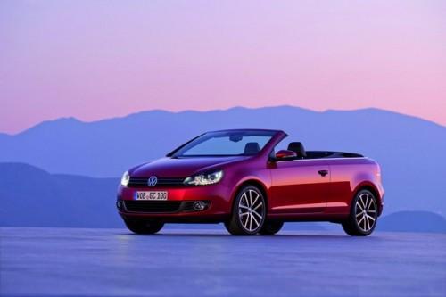 Volkswagen Golf Cabriolet, detalii si foto oficiale46442