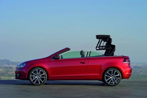 Volkswagen Golf Cabriolet, detalii si foto oficiale46447
