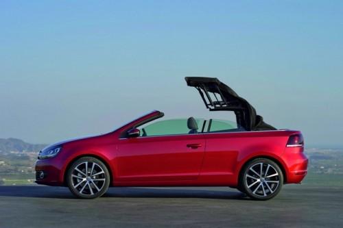 Volkswagen Golf Cabriolet, detalii si foto oficiale46448