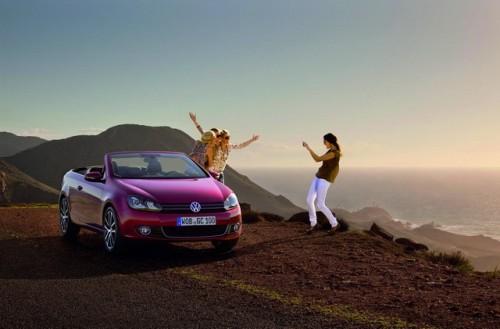 Volkswagen Golf Cabriolet, detalii si foto oficiale46453