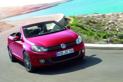 Volkswagen Golf Cabriolet, detalii si foto oficiale46457