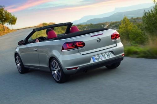 Volkswagen Golf Cabriolet, detalii si foto oficiale46464