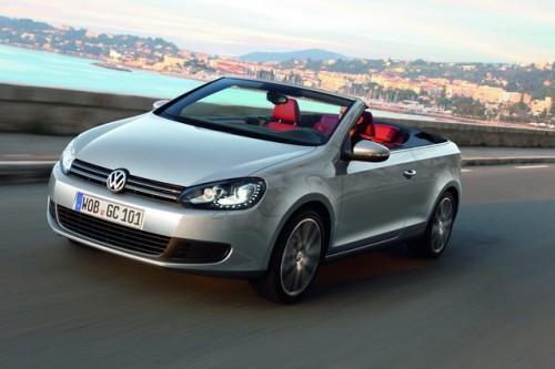 Volkswagen Golf Cabriolet, detalii si foto oficiale46469