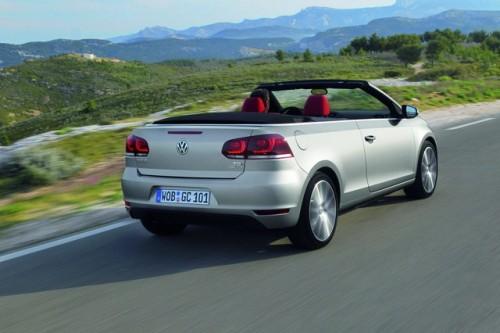 Volkswagen Golf Cabriolet, detalii si foto oficiale46472