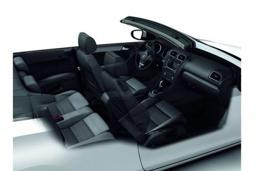 Volkswagen Golf Cabriolet, detalii si foto oficiale46490