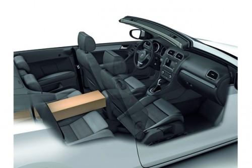 Volkswagen Golf Cabriolet, detalii si foto oficiale46491