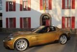 Ferrari Super America 45 unicat, la Concorso d