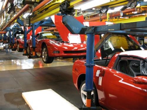 100 milioane de dolari, pompati in uzina Chevrolet Corvette46389