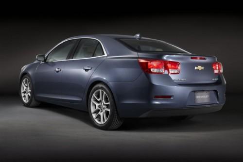 Noul Chevrolet Malibu nu va avea versiune SS46382