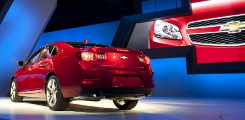 Noul Chevrolet Malibu nu va avea versiune SS46384