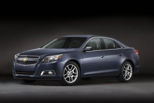 Noul Chevrolet Malibu nu va avea versiune SS46385