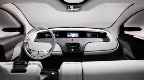 Un nou concept Lincoln, in pregatire pentru LA Show 201146375