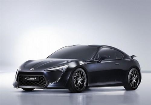 Toyota a confirmat detaliile coupe-ului FT-8646347