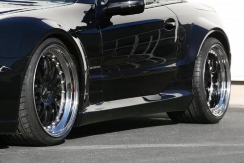 Mercedes-Benz SL65 AMG de la Inden Design46333