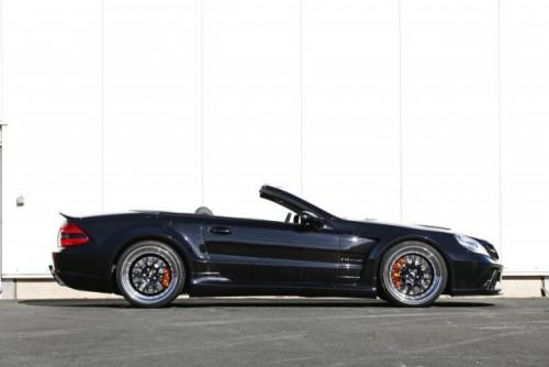 Mercedes-Benz SL65 AMG de la Inden Design46337