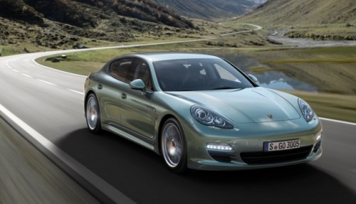 Porsche Panamera Diesel, 1.200 km cu un plin!46327