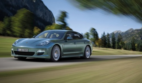 Porsche Panamera Diesel, 1.200 km cu un plin!46328