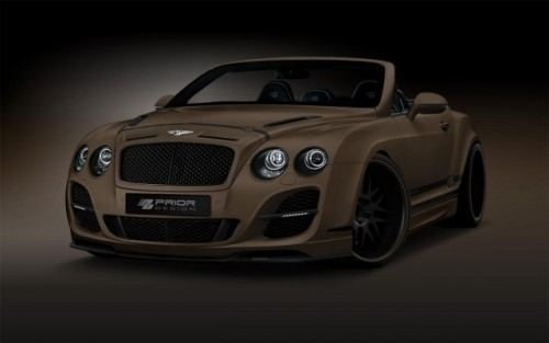 Bentley Continental GTC de la Prior-Design46262